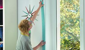 KROK IV - Wykańczanie dekoracji okiennej